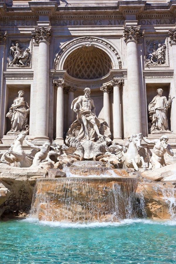 Fountain di Trevi imagenes de archivo