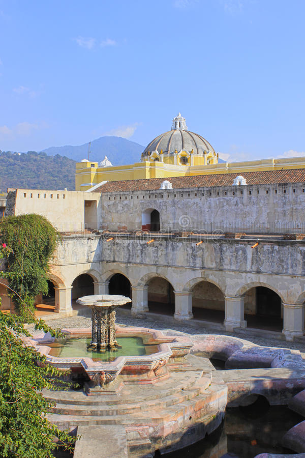 Fountain (Guatemala) royalty free stock photo