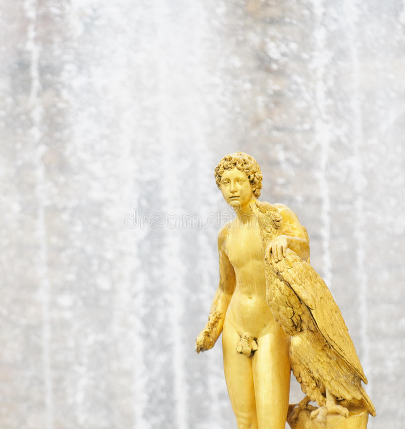 Download Fountains Of Petergof, Saint Petersburg, Russia Royalty Free Stock Photo - Image: 9944865