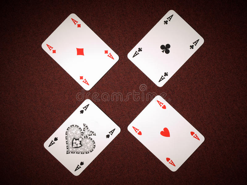Download Four aces stock photo. Image of success, play, leisure - 16341170
