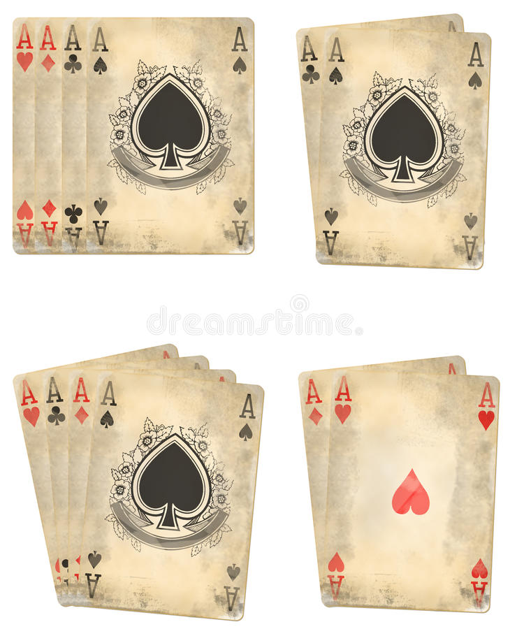 Download Four Aces Stock Images - Image: 20950944
