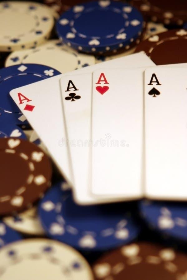 Free Four Aces Stock Photos - 8232223