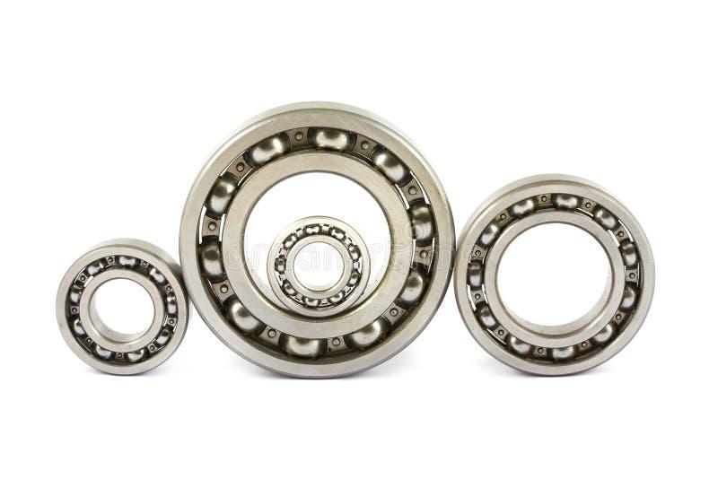 Four ball bearings