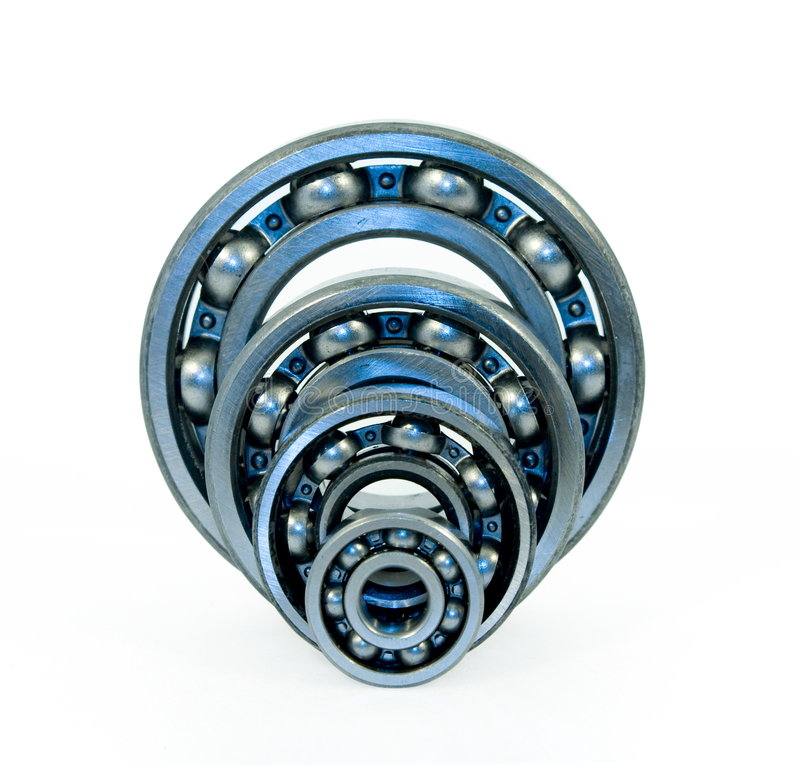 Download Four Bearings Royalty Free Stock Photography - Image: 7492787