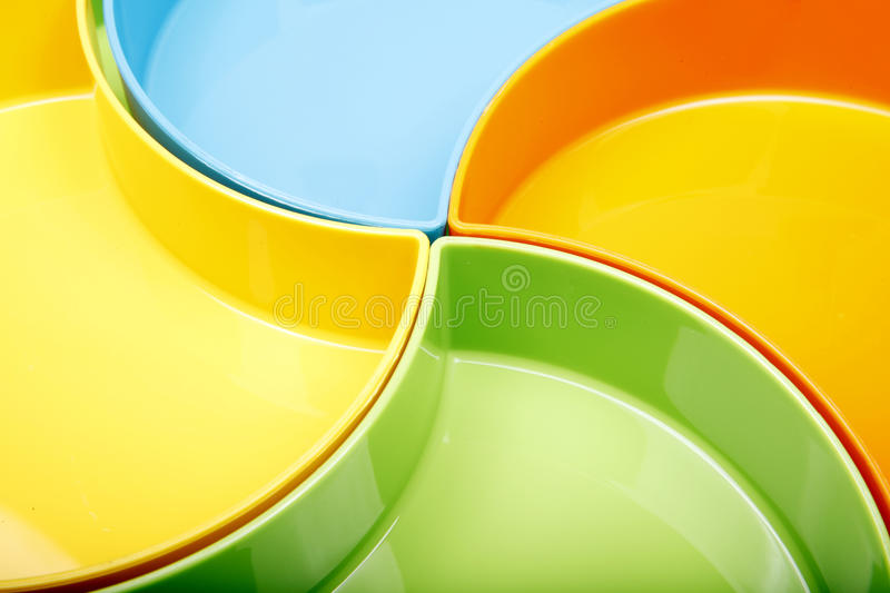 Four-color plate royalty free stock image