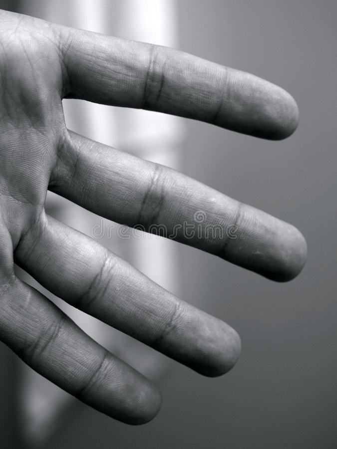 Free Four Fingers Stock Images - 4242024
