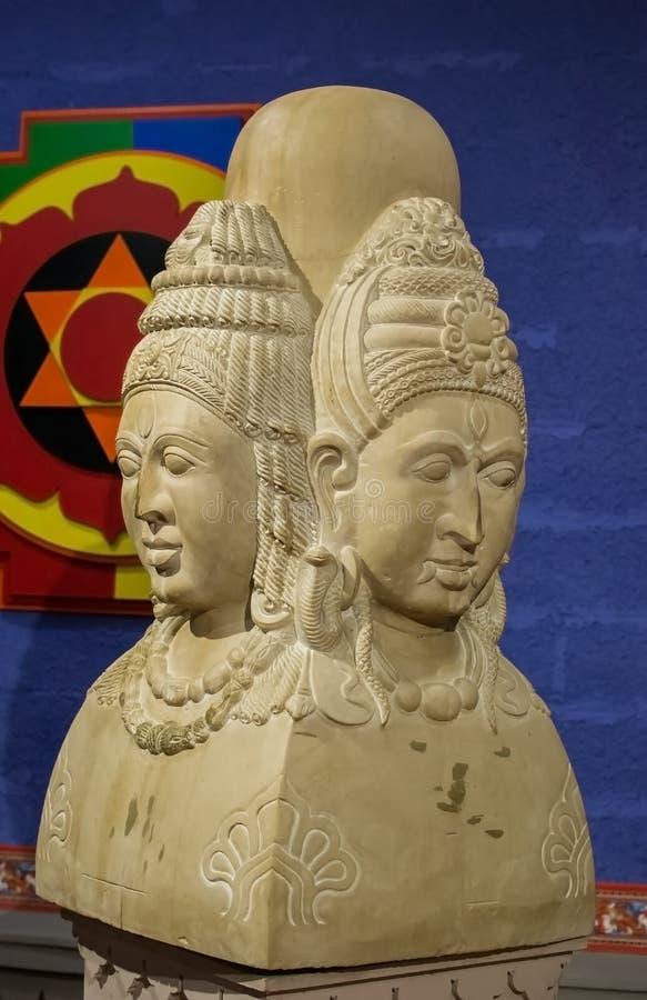 Four Headed Shiva Linga Stock Photo Image Of Culture