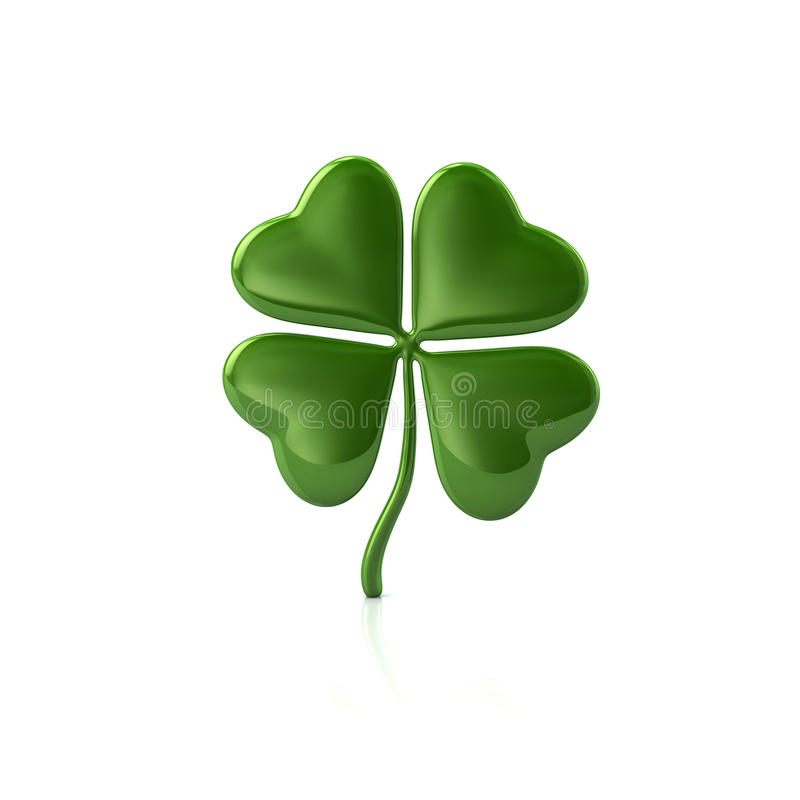 Free Four Leaf Clover Stock Image - 88087811