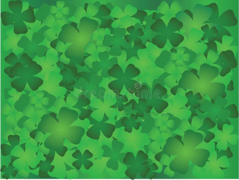 Download Four Leaf Clover Design stock vector. Illustration of leaf - 8118723