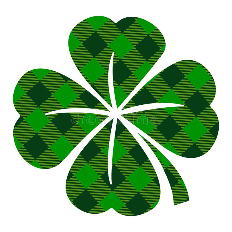 Free Four Leaf Clover - Funny St Patrick`s Day Stock Photos - 212919673