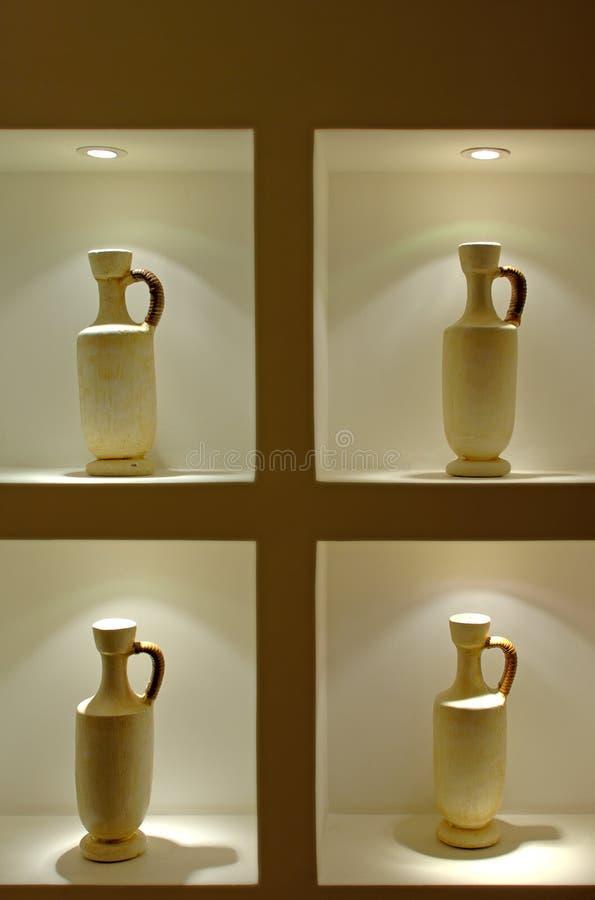 Free Four Mexican Vases Stock Photos - 353463