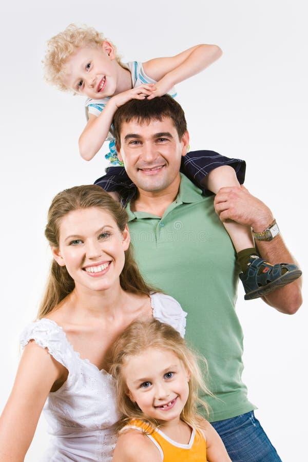 four people στοκ φωτογραφία με δικαίωμα ελεύθερης χρήσης