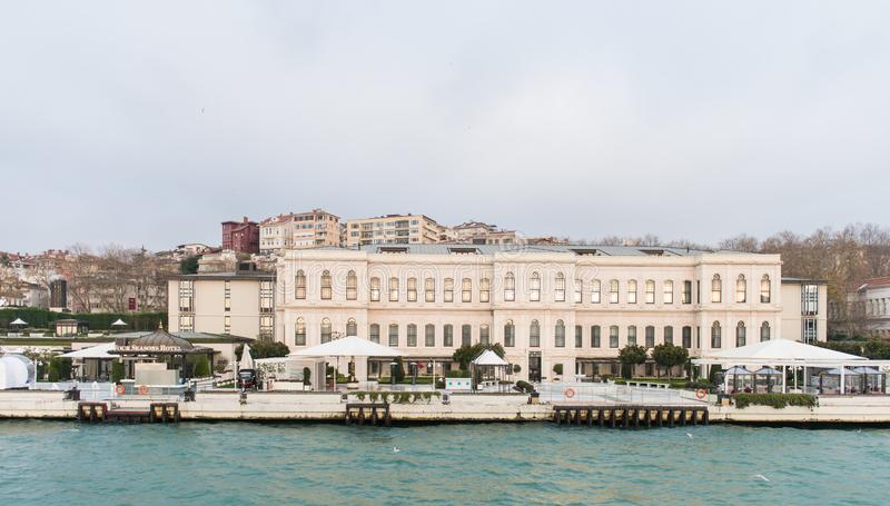 Four Seasons Hotel Istanbul Sultanahmet stock photography