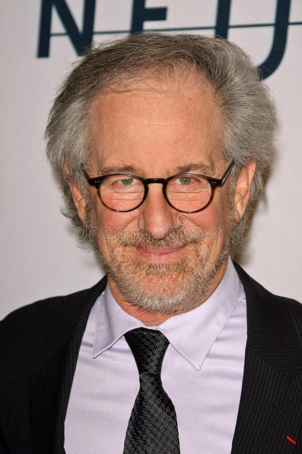 Steven Spielberg. At the EIF's Women's Cancer Research Fund's 'An Unforgettable Evening' Benefit, Beverly Wilshire Four Seasons Hotel, Beverly Hills, CA. 01-27 royalty free stock photography