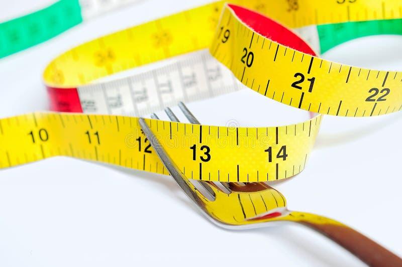 Download Fourchette de centimètre image stock. Image du mesure - 45360441