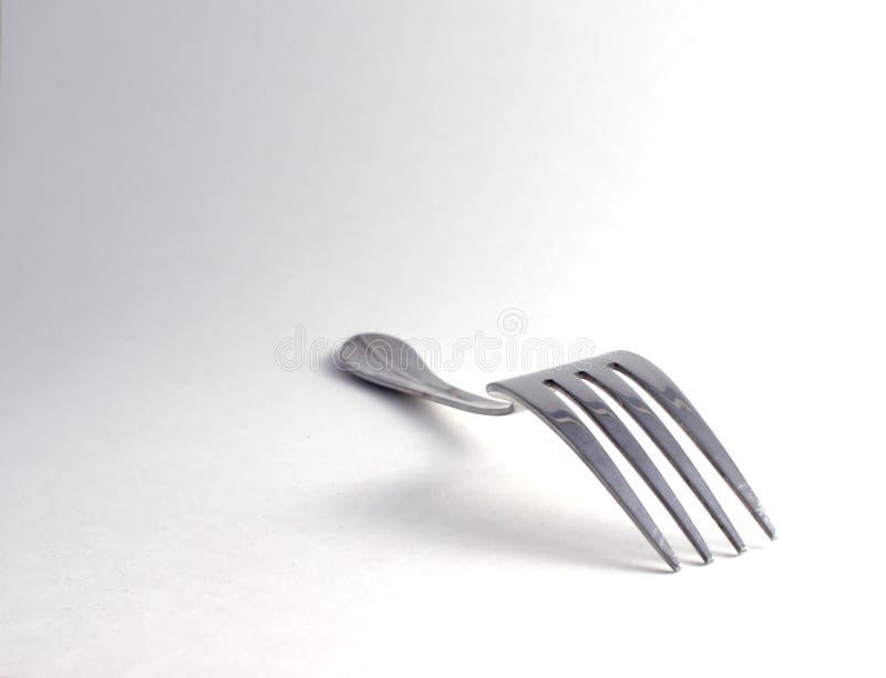 Fourchette de Tableau photographie stock libre de droits