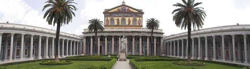 Fouri le mura de Roma - de san Paolo imagens de stock royalty free