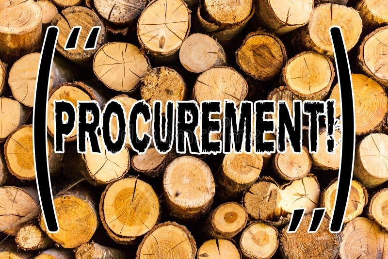 Fourniture des textes d'écriture Signification de concept obtenant obtenant quelque chose achat de fond en bois d'équipement et d images stock