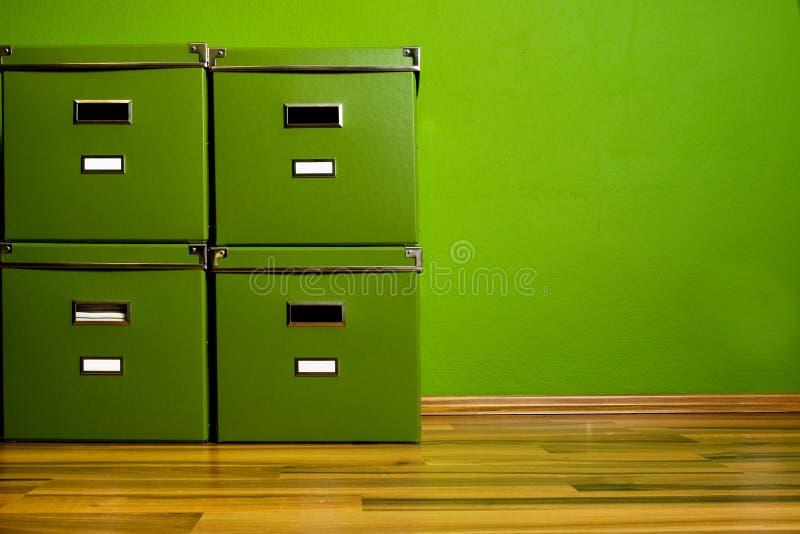Fournitures de bureau images stock