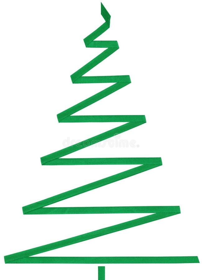 Fourrure-arbre de Noël. image libre de droits