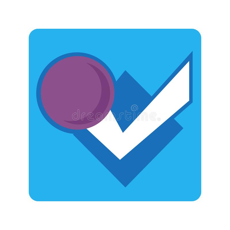 foursquare ελεύθερη απεικόνιση δικαιώματος