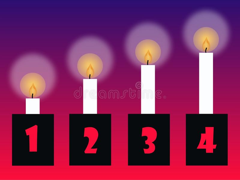 Download Fourth Advent Stock Image - Image: 15568331