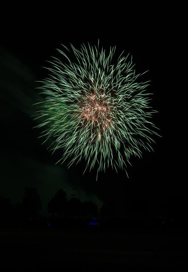 Download Fourth Of July Fireworks Celebration Stock Image - Image: 59054929