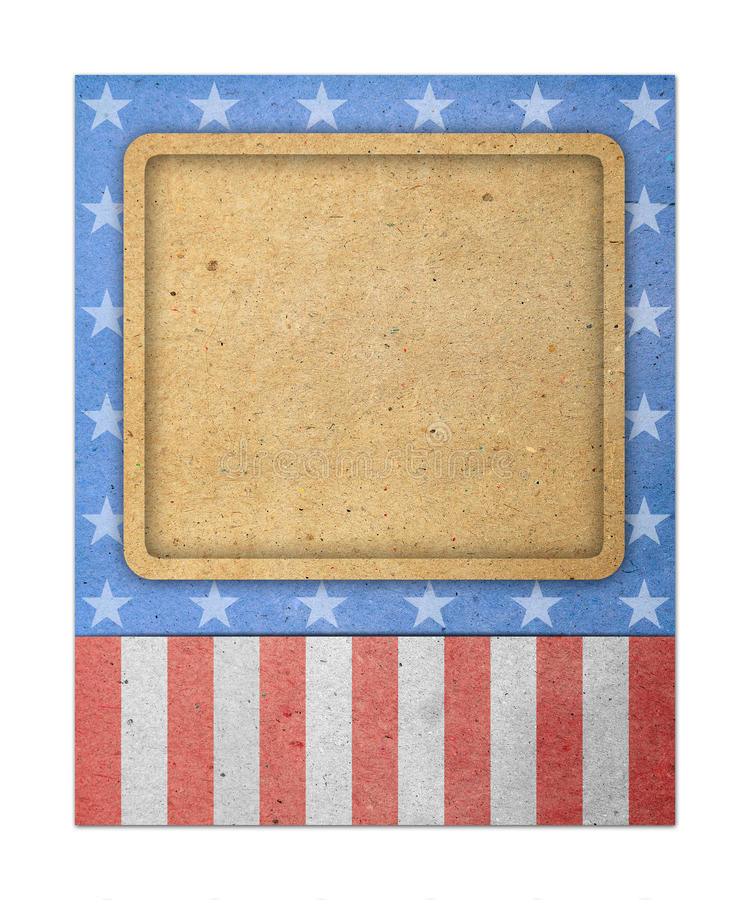 The fourth of july independence day. Background stock photography