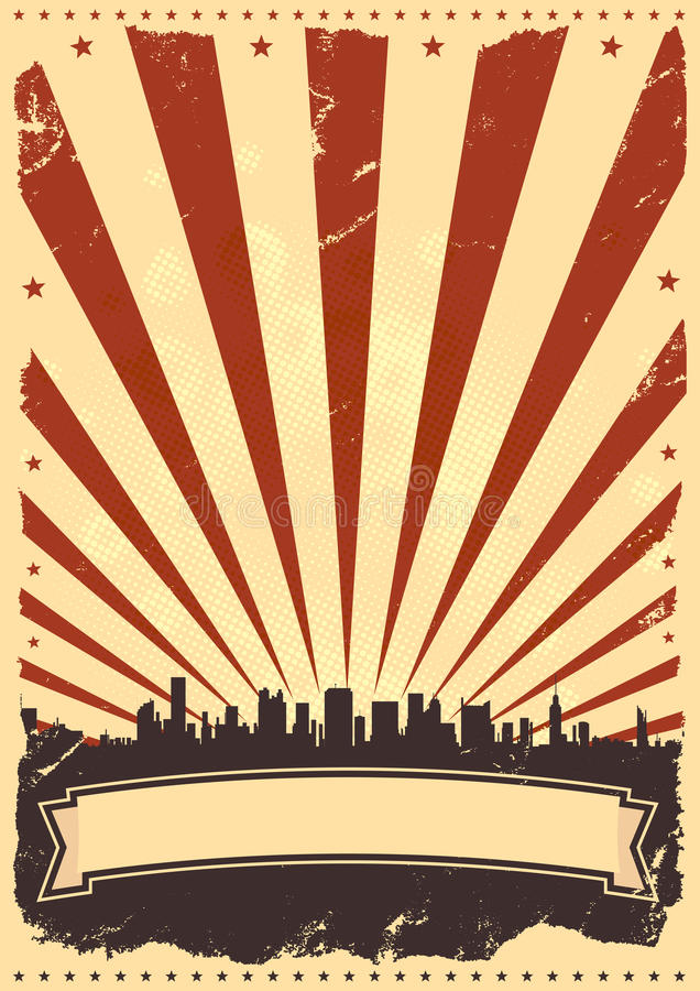 Download Fourth Of July Poster Background Stock Photo - Image: 19893340