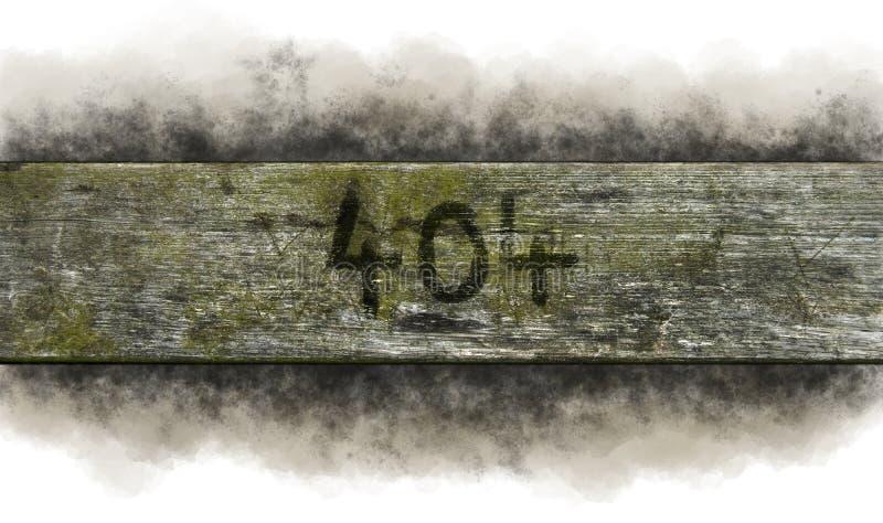 Fout 404 stock afbeeldingen