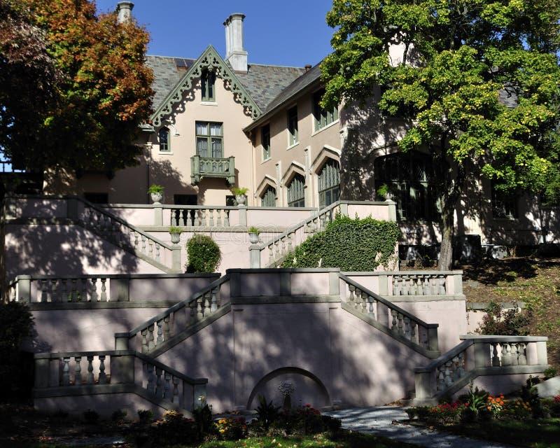 Fowler Huis stock foto's