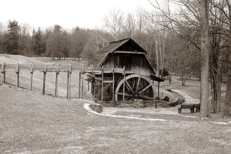 Fowler parkowy Indiana obrazy stock