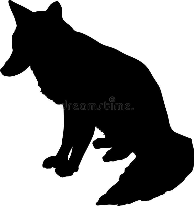 Fox illustrazione di stock