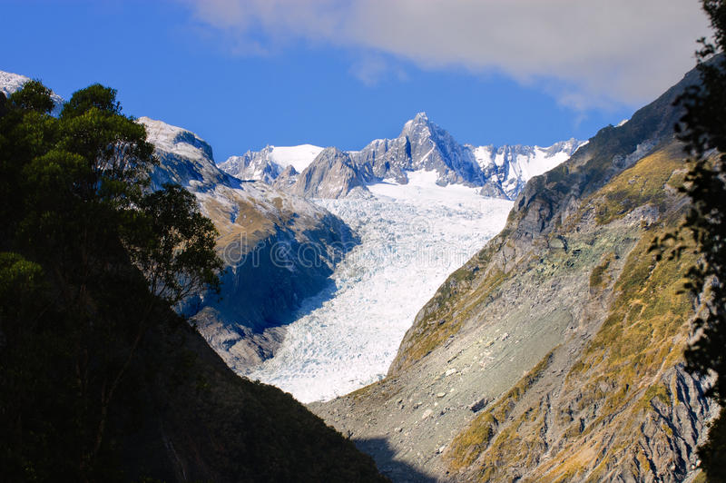 Download Fox Glacier stock image. Image of picturesque, scenic - 24883405
