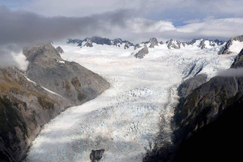 Fox Glacier New Zealand royalty free stock photography
