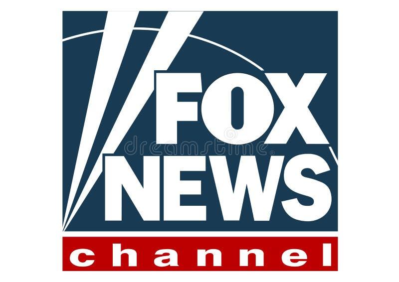 Fox News Logo. On a white background vector format aviable ai vector illustration