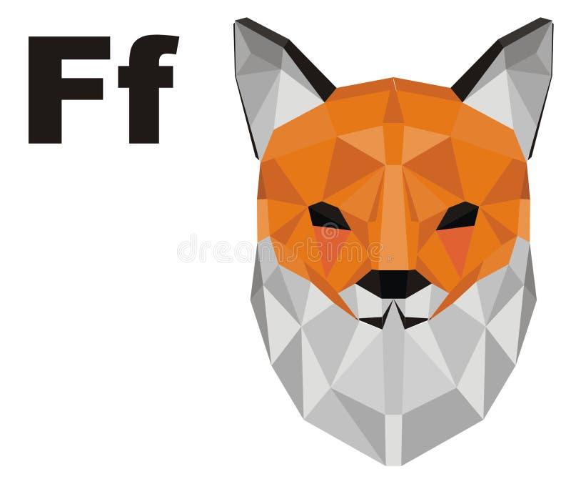 Fox und ABC vektor abbildung