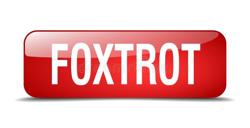 foxtrot knoop royalty-vrije illustratie