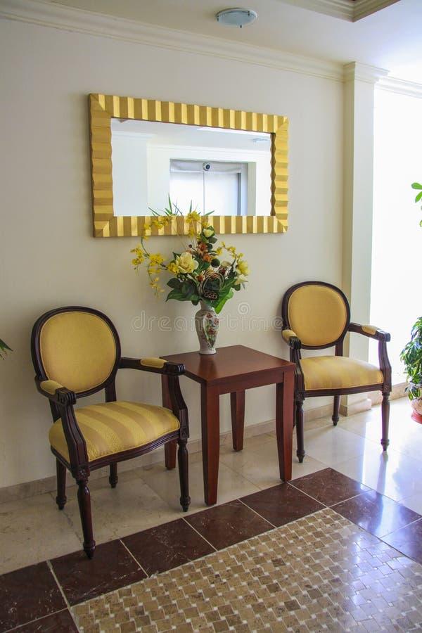 foyer obraz royalty free