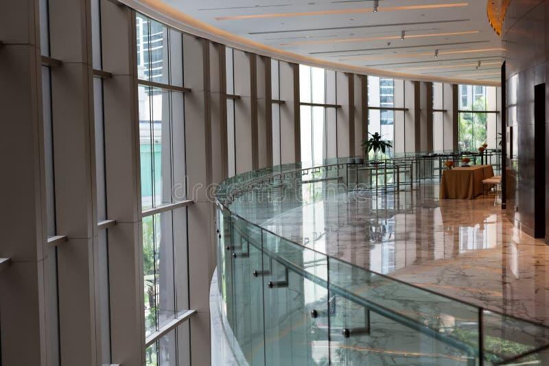 Foyer sala konferencyjna zdjęcia stock