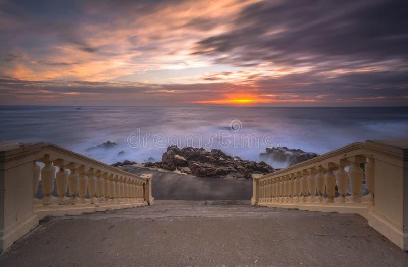 Foz κάνει Douro - το Πόρτο! στοκ εικόνα με δικαίωμα ελεύθερης χρήσης