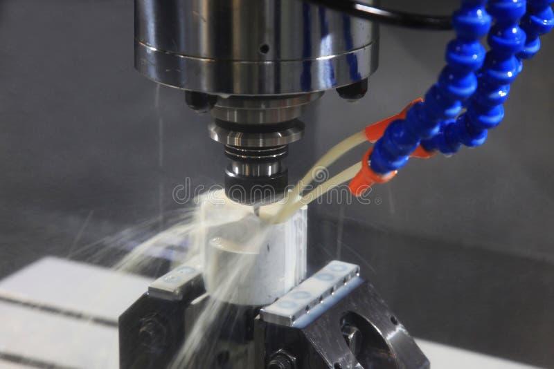 Fräsmaschine CNC stockbilder