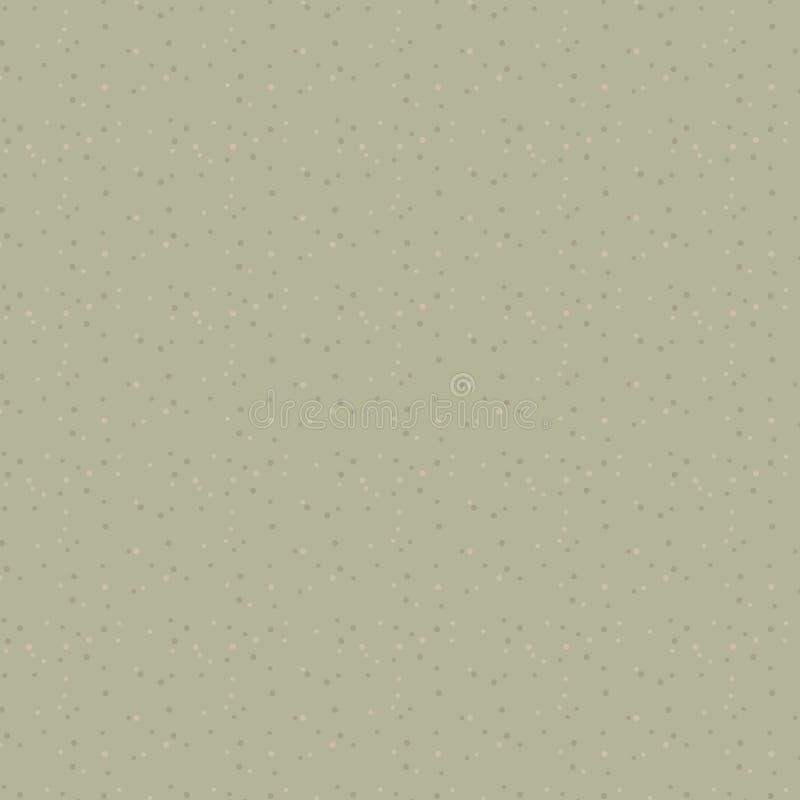 Frío ocre beige de la costa de la arena de la orilla de la playa del océano del río del lago del modelo inconsútil gris del vecto libre illustration
