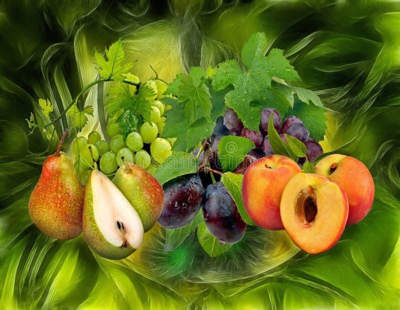 Download Früchte stockfoto. Bild von birnen, nahrung, koch, wasser - 26354526
