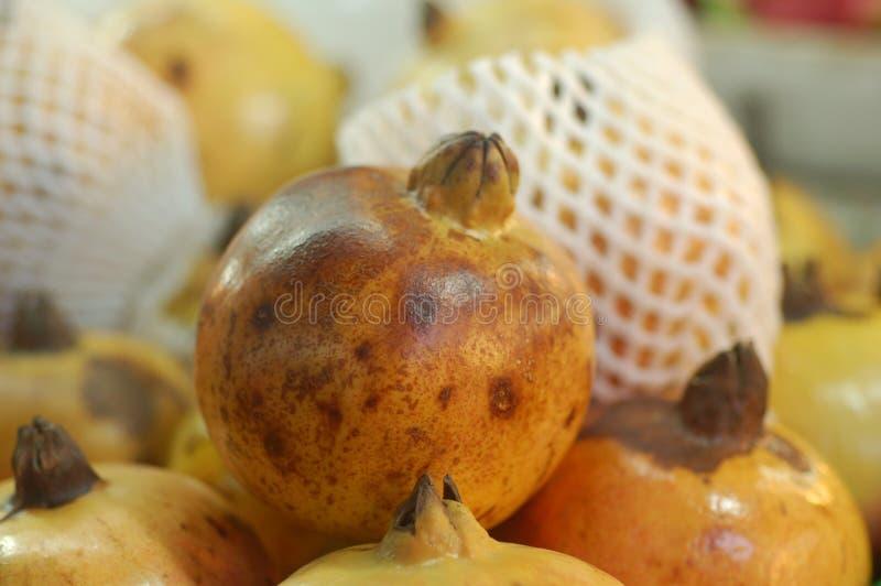 Früchte, Getränke und Vitamine lizenzfreie stockfotografie