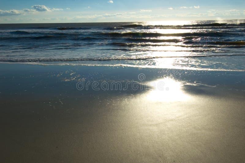 Früher Morgen auf Hilton Head Island stockfoto