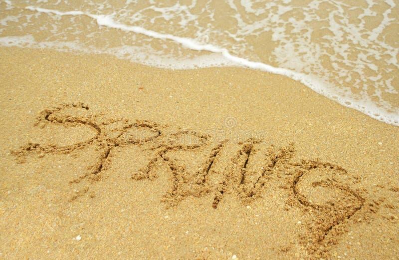 Frühjahrsferien stockfotos