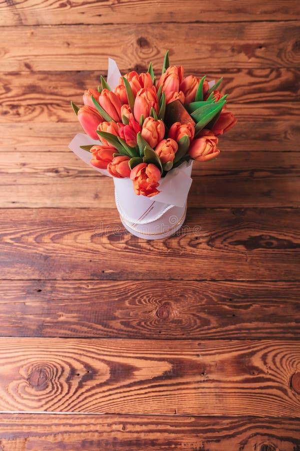 Frühling blüht Blumenstrauß stockfoto