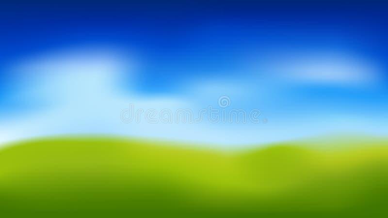 Frühling oder Sommersteigungsmaschenhintergrund lizenzfreie stockfotos