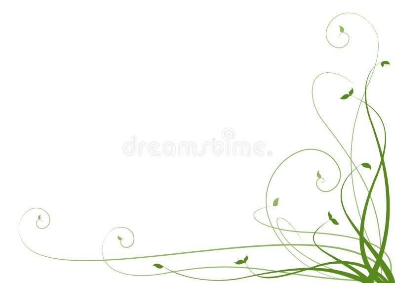 Frühling - Sämling-Hintergrund lizenzfreies stockfoto